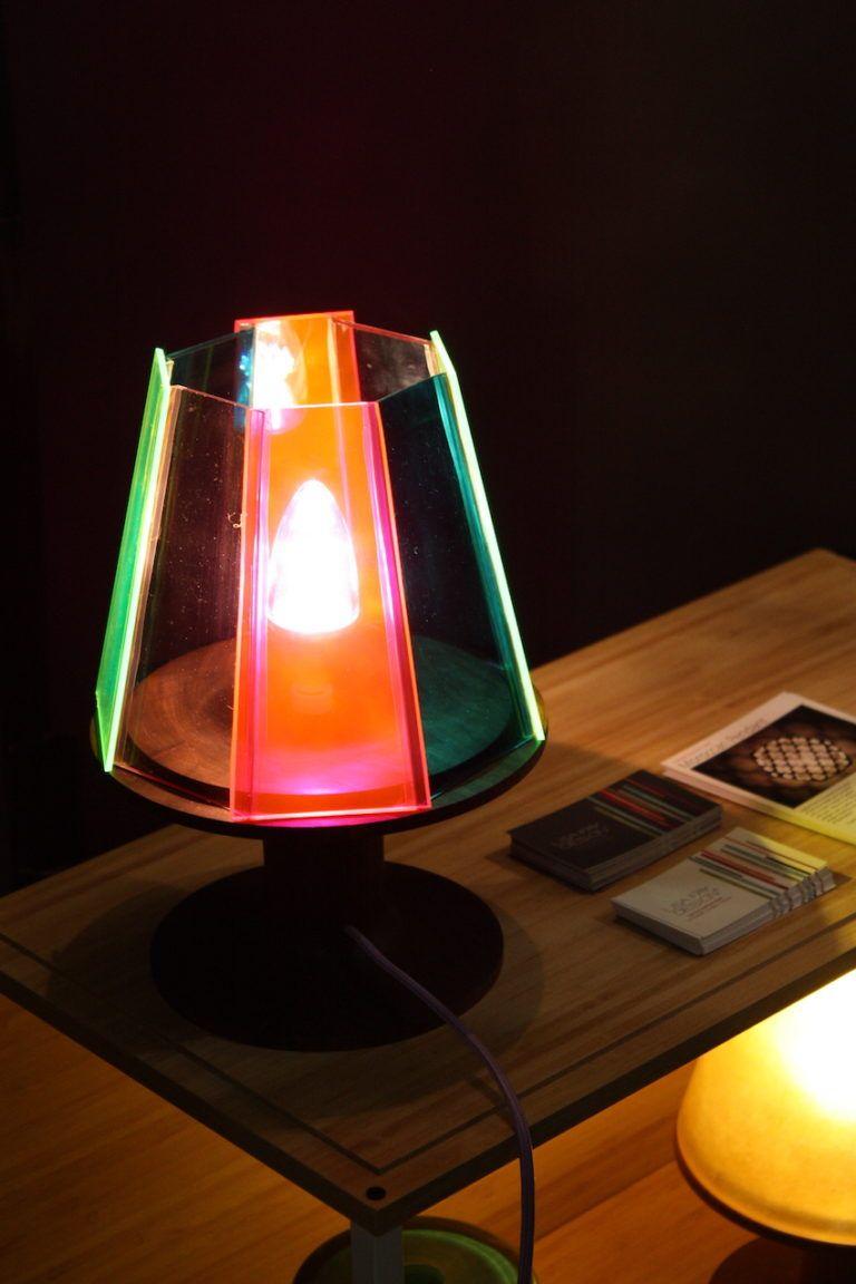 Lisa fay design table lamp