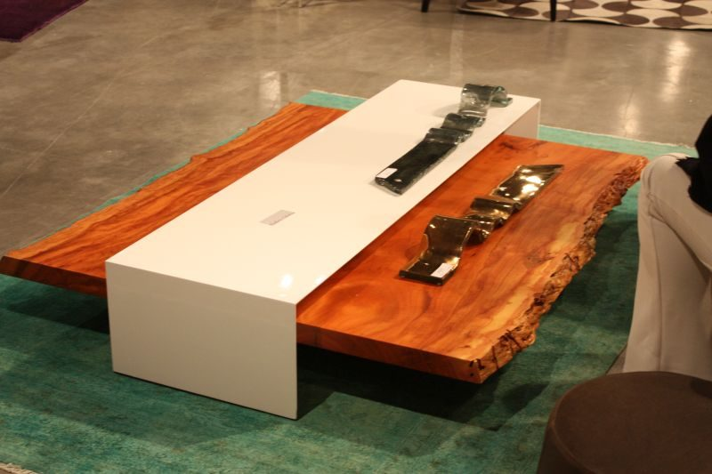 Wood Coffee Table – From Minimalist To Wonderfully Intricate