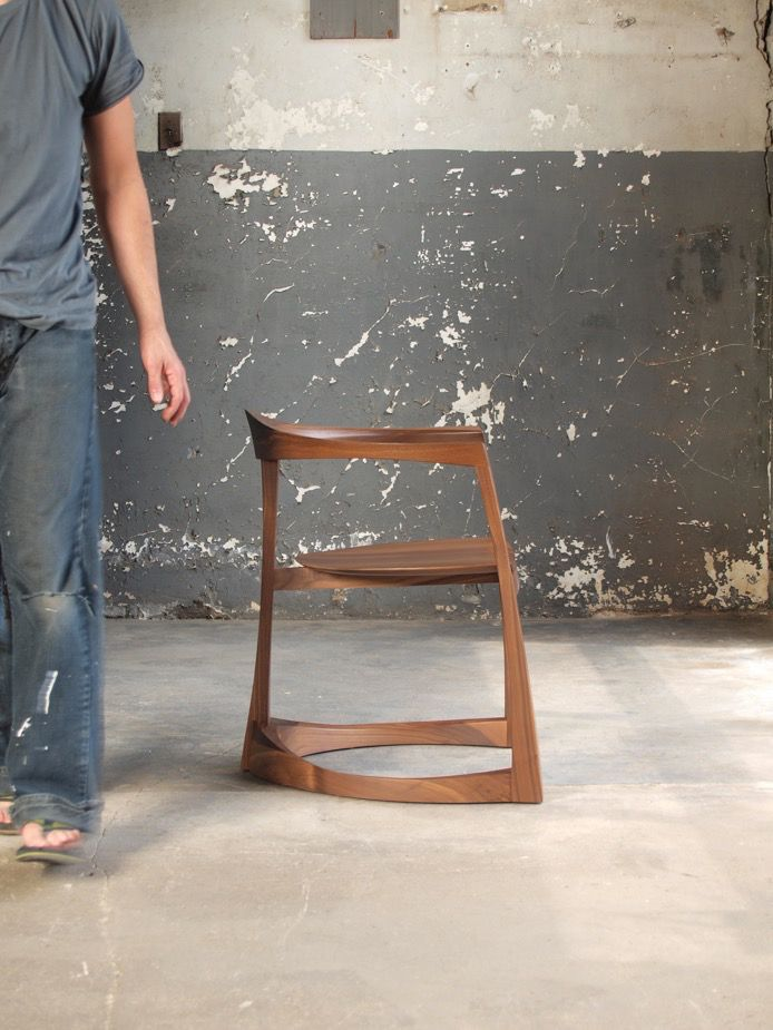 Marks and chair pure design