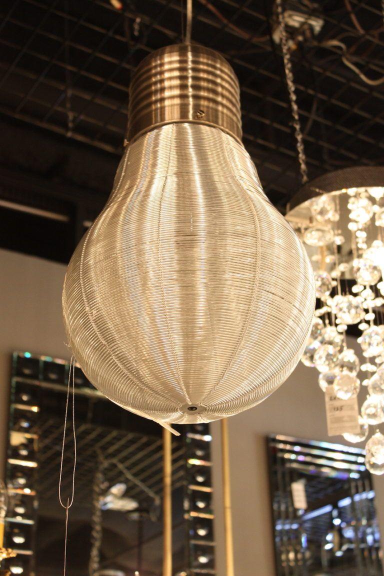 Moda dora light bulb light