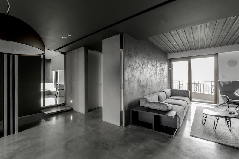 Decor Apartment Minimalist cultural beauty takes a modern turn in a minimalist apartment