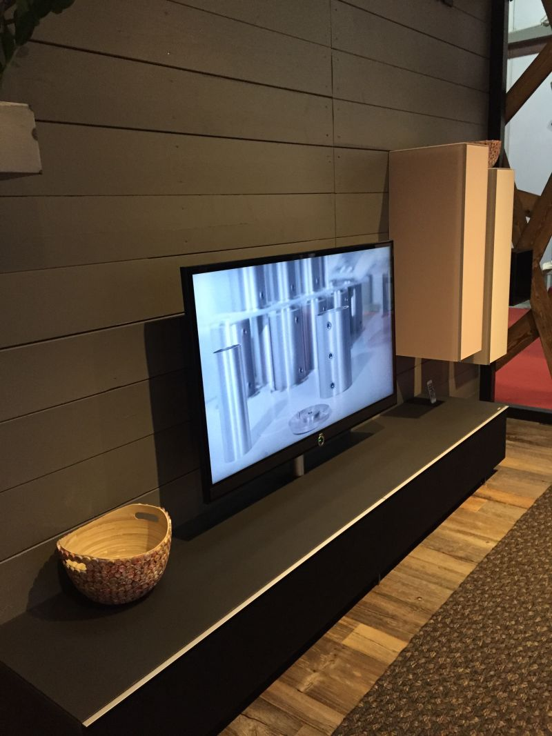 Modern TV stand for simple living rooms