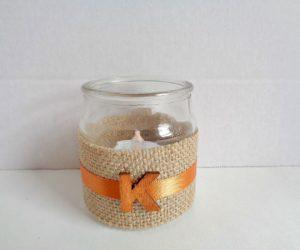 3种方法让你的蜡烛罐在秋天变得更好