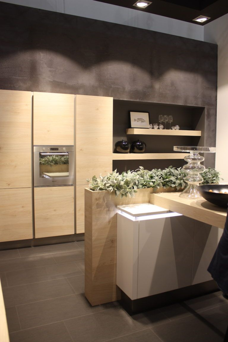Nolte kitchen corner design