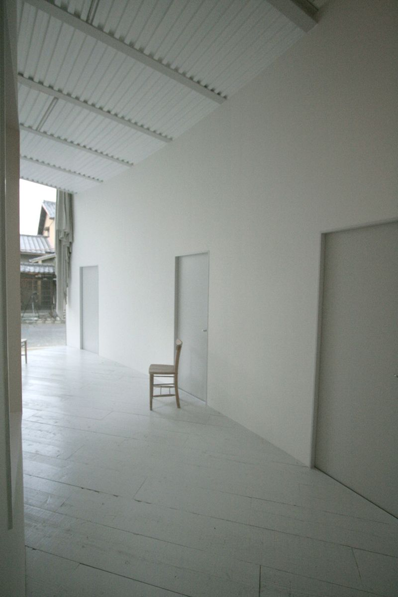 O House extension interior space