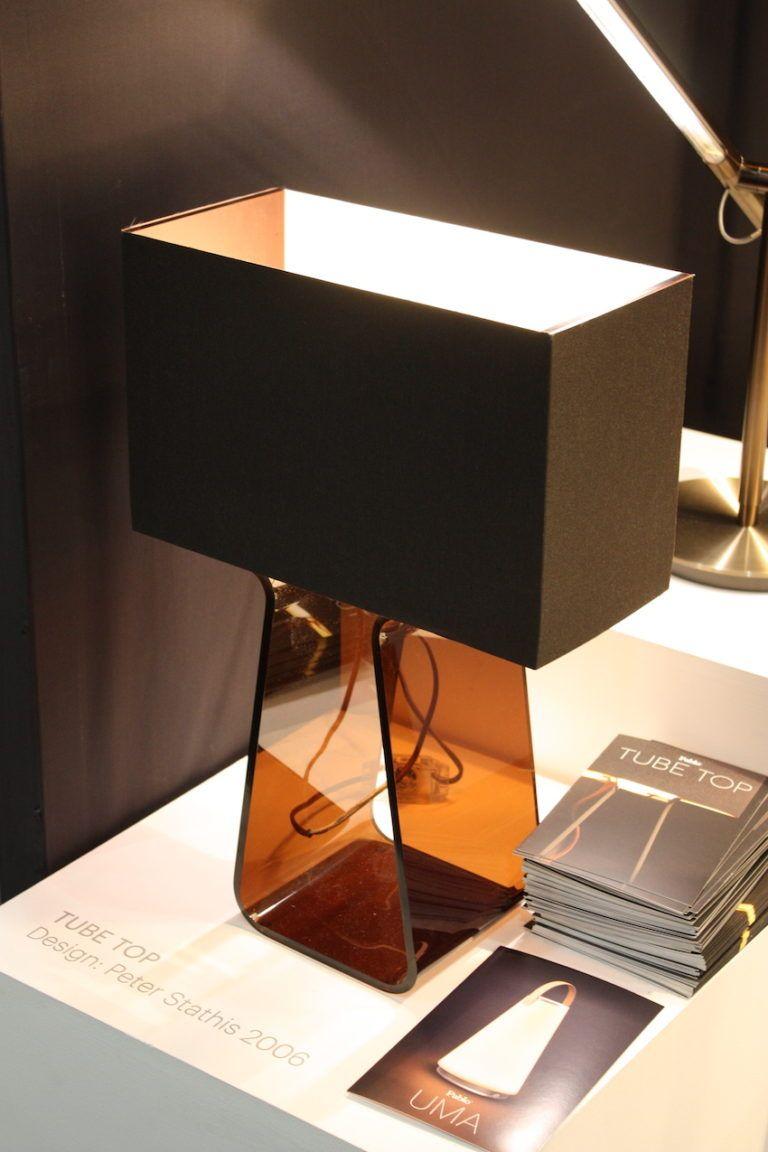 Pablo nightstand lamp