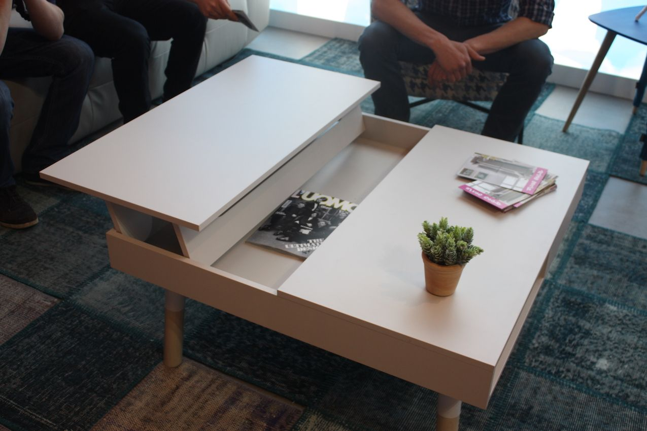 Pedro ortiz storage coffee table