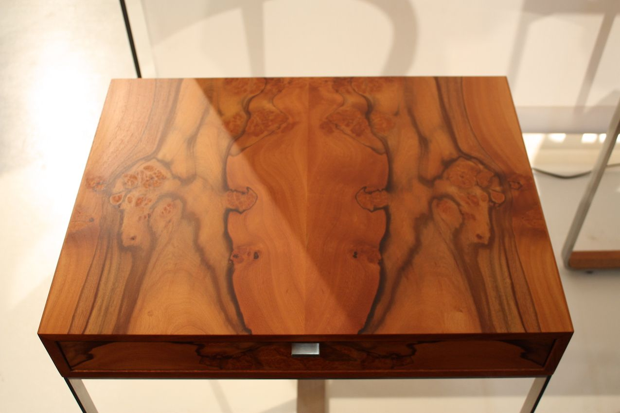 Limited edition Piedmont side table.