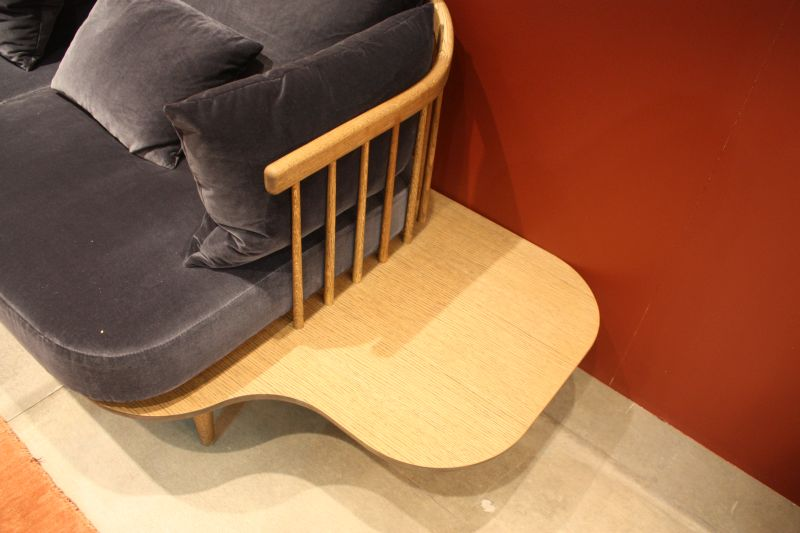 Sofa with spave for TV Remote