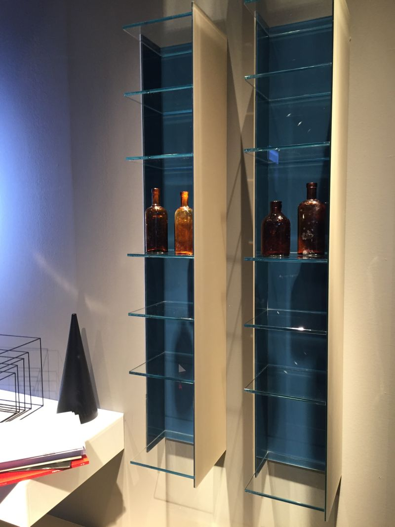 Steel Blue for Wall unit storage
