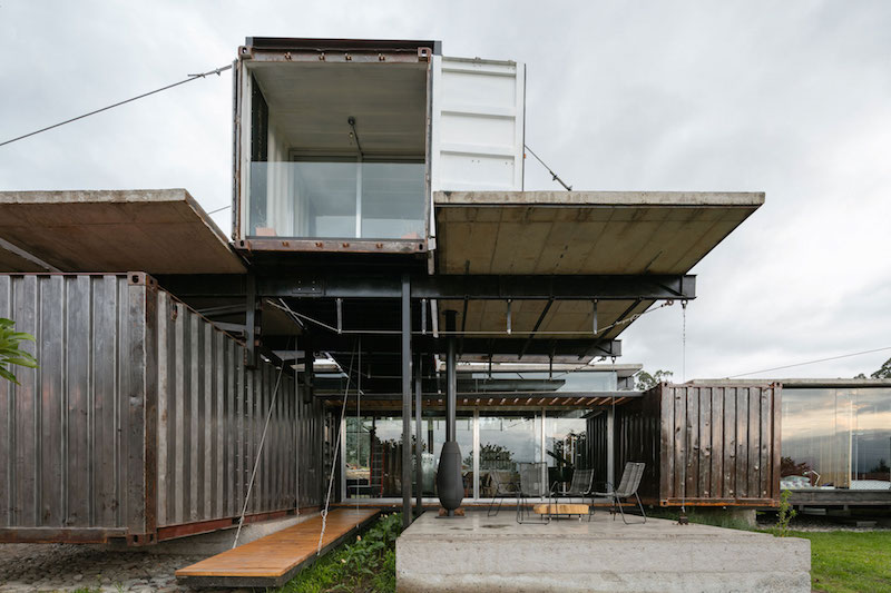 The RDP House structure and design