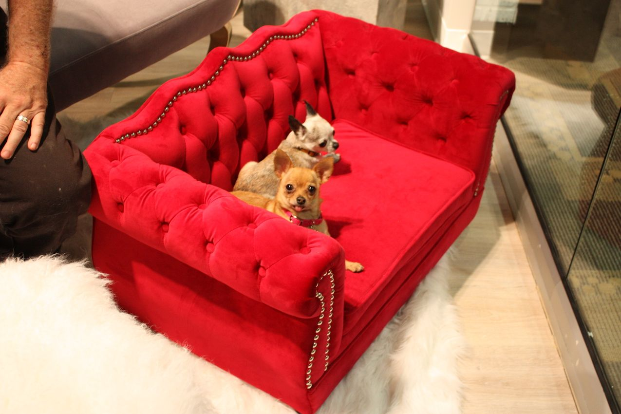 Tov Furniture dog bed
