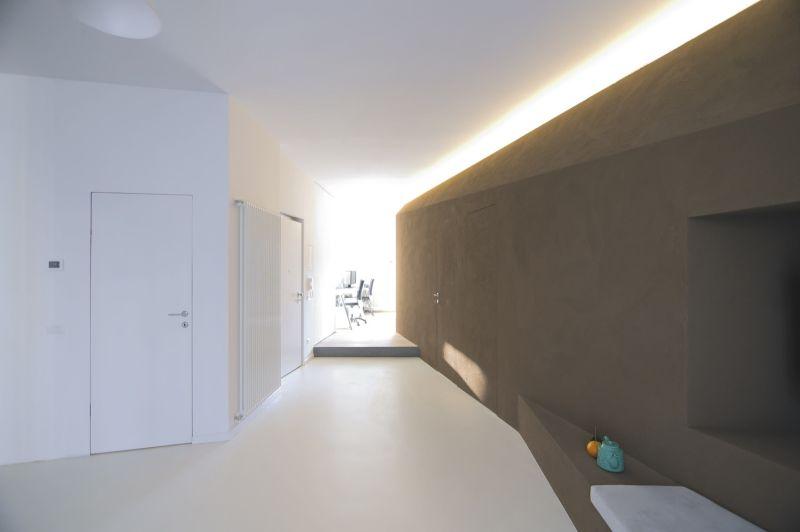 Turin apartment study corner