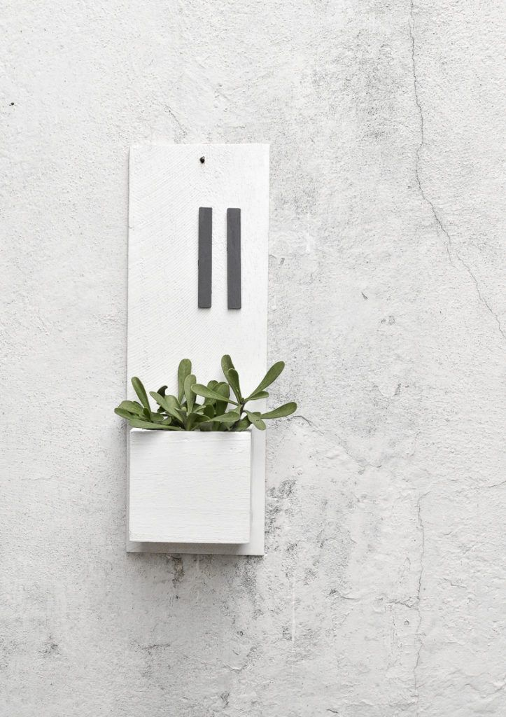 Urban Front door Planter