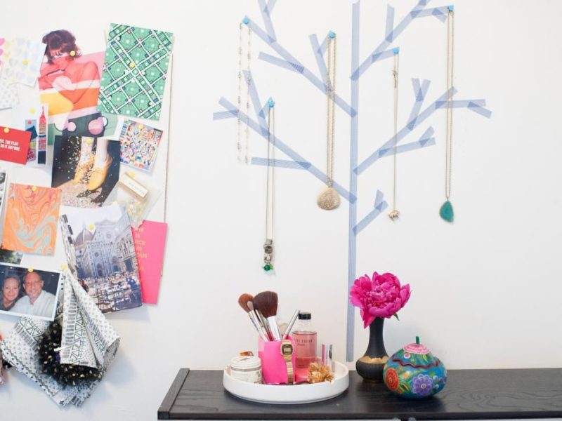 How To Style Up Your Home – 50 Washi Tape Ideas