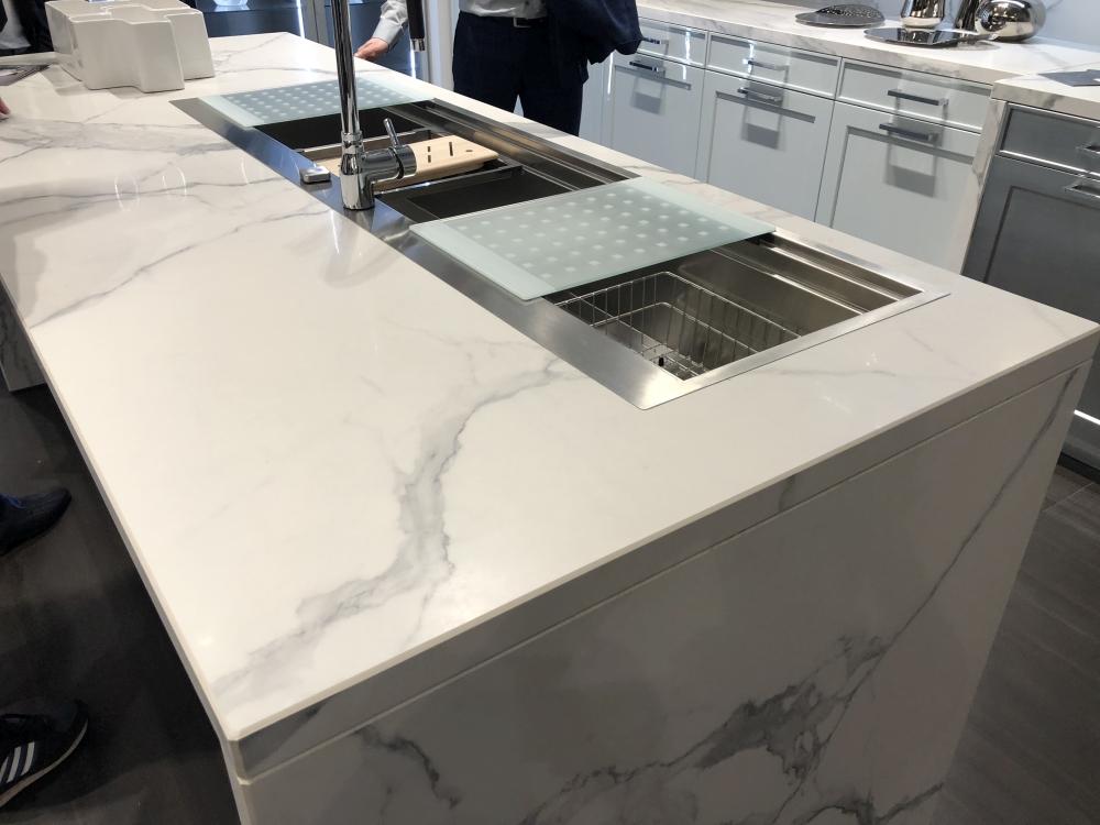 Quartz vs granite vs marble