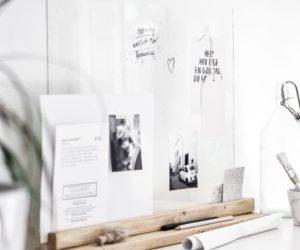 Back To School: DIY Modern Desk Organizer