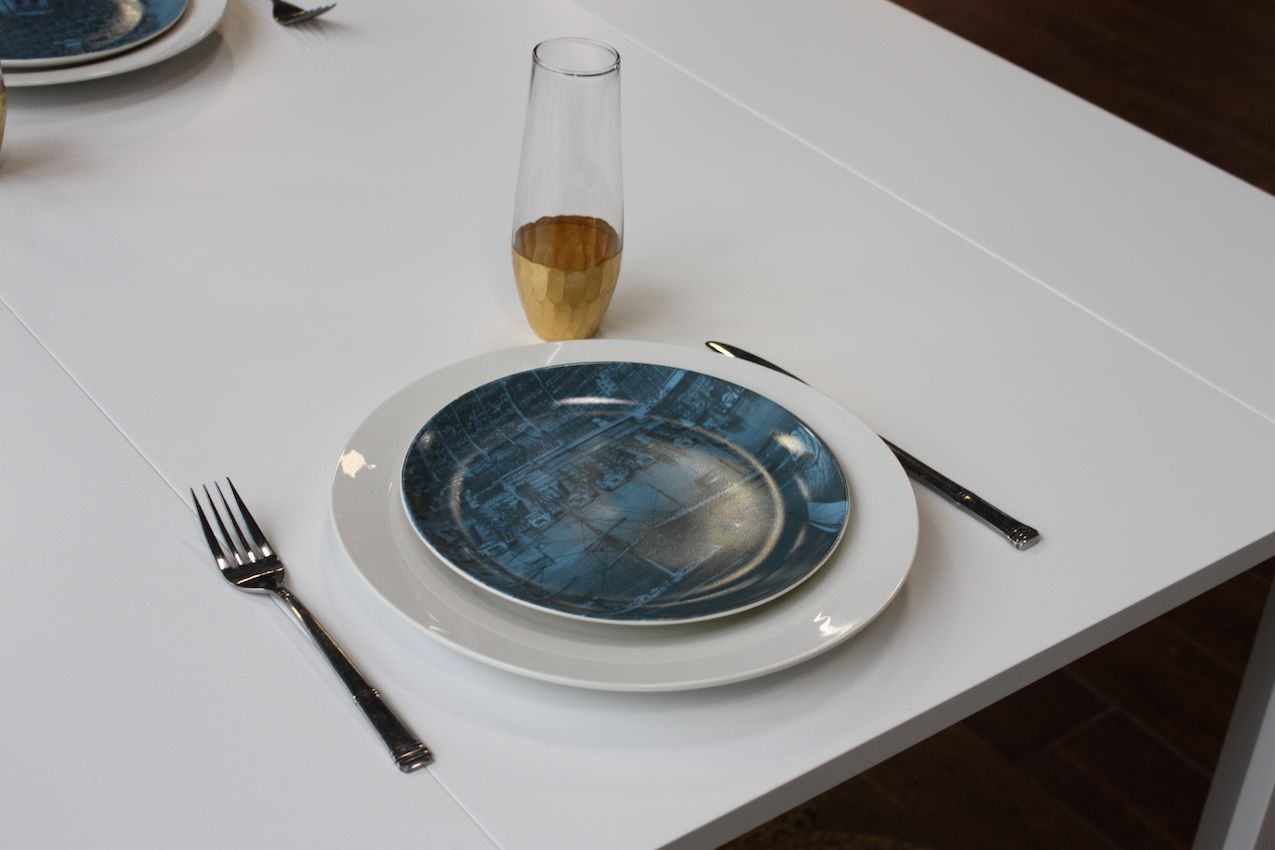 microloft table setting
