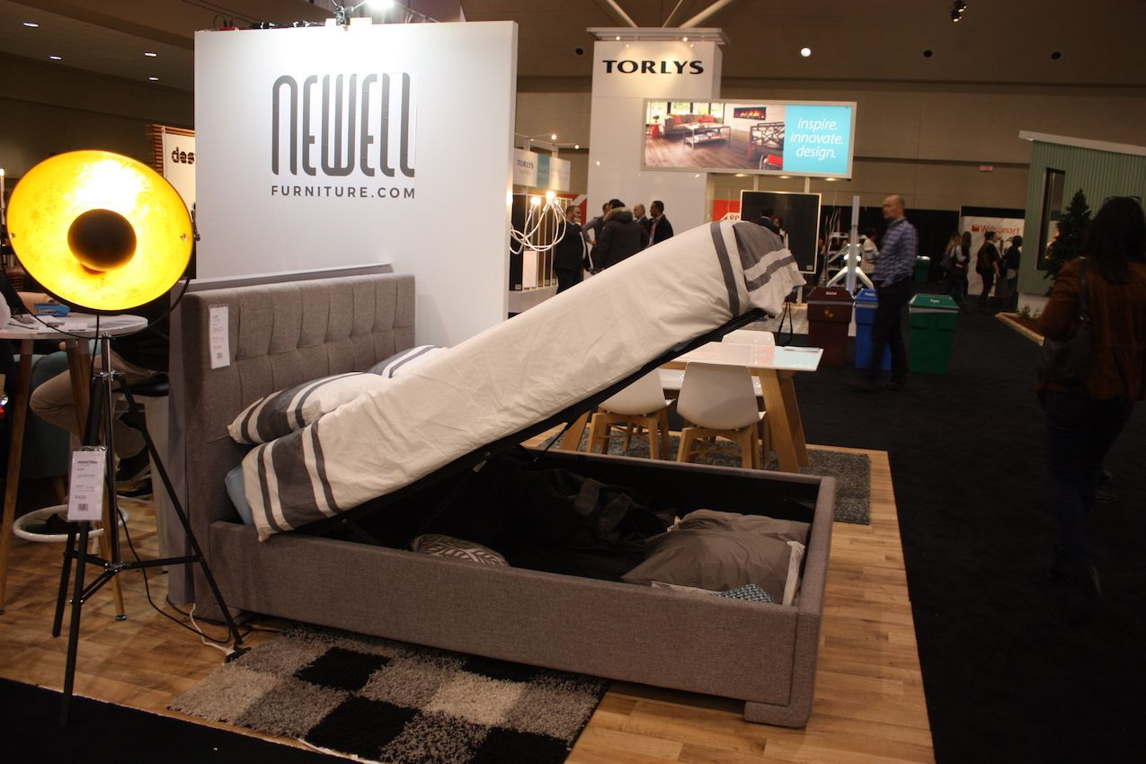 newell storage bed