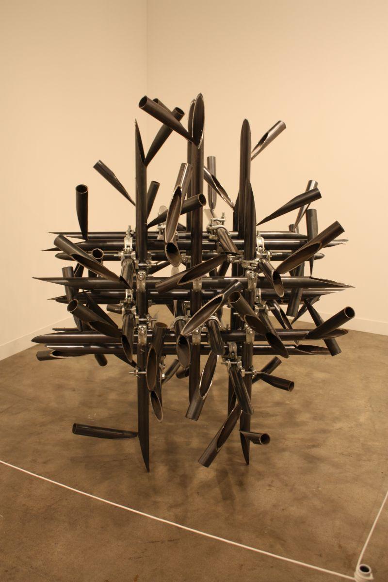tubular sculpture