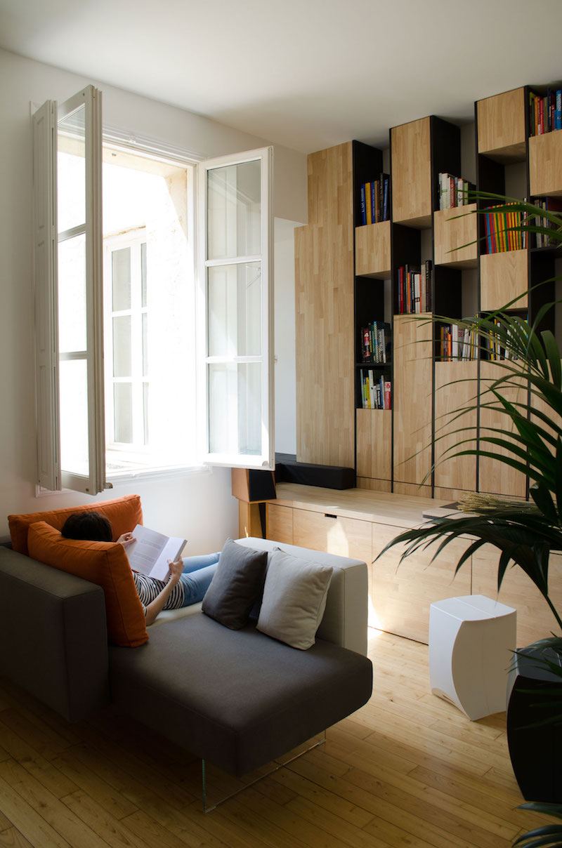 A big Little nest living room sofa