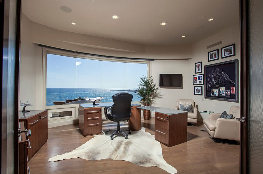 Amazing office room view