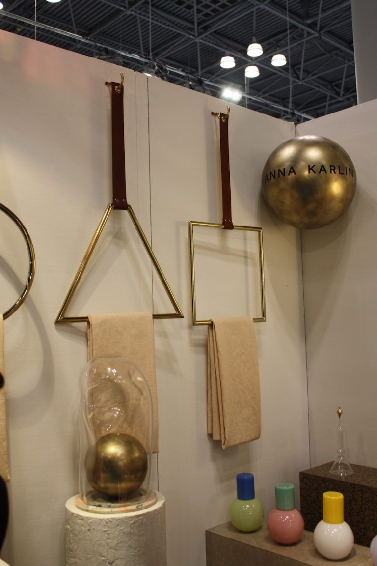 Anna Karlin hangers Copper