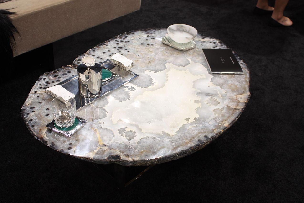Anna Rablabs gem table
