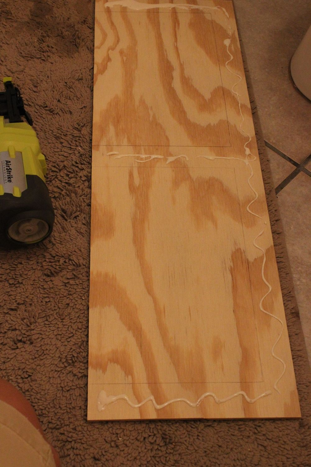 apply-the-wood-glue-to-your-plywood