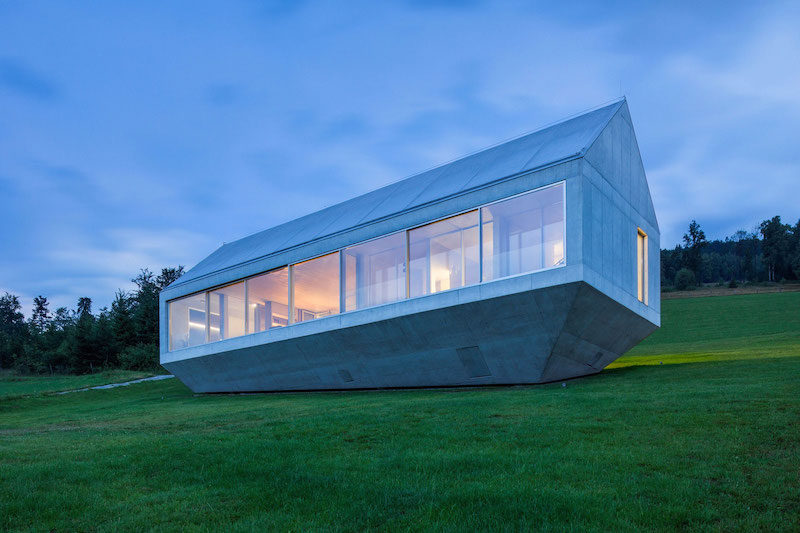 Ark Home With A Drawbridge And Amazing Views