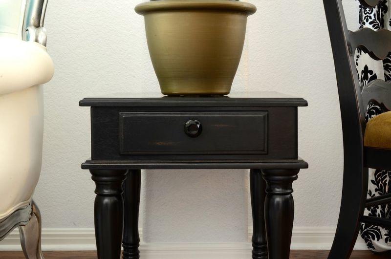 black-silver-drawer-knob