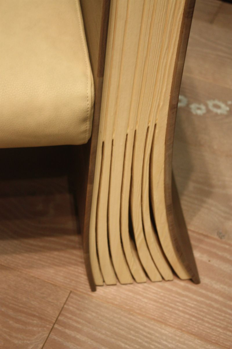 Boock Chair Design Detail