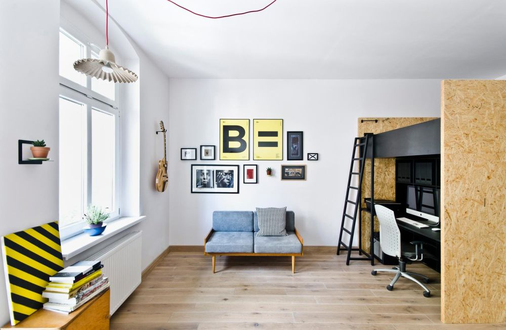 Brandburg Live Work Studio Apartment