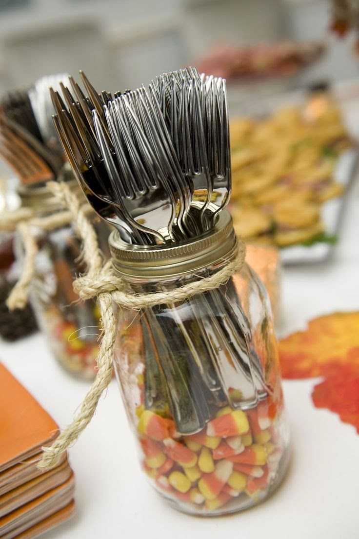 Diy Decor For A Fall Baby Shower