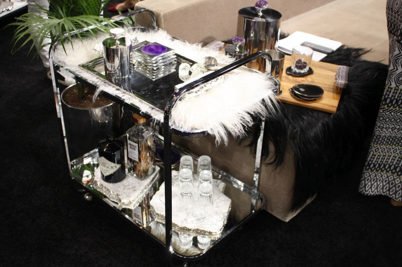 chromed-bar-cart-design