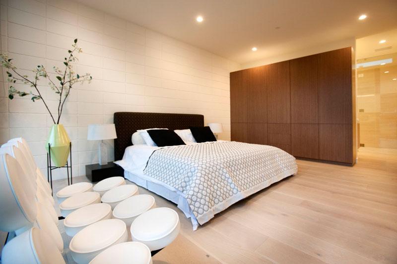 Clea House bedroom decor