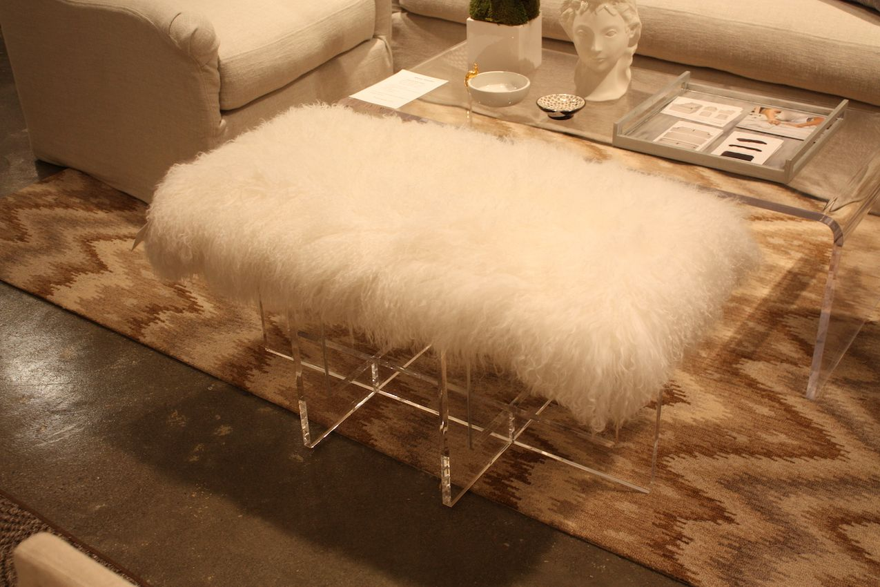 codaurs-lucite-fur-bench-design