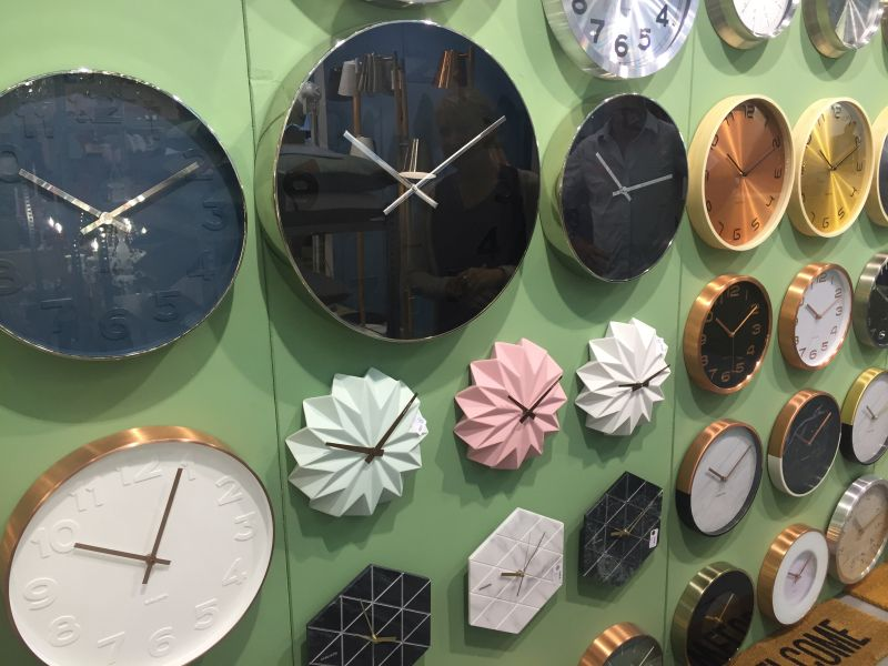 Collection of karlsson clocks