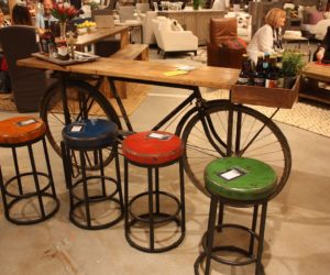Whether you choose one with a back or without you can find lots of options for modern bar stools rustic bar stools and everything in between. & Banish Basic And Choose Bar Stools With Style islam-shia.org