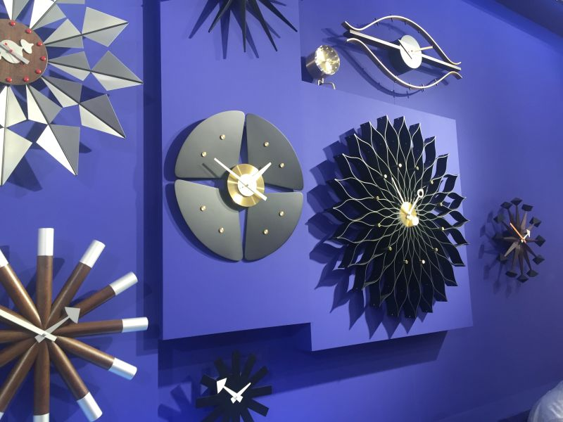 Contemporary clocks from Vitra