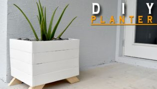 Planter Made from Pallets