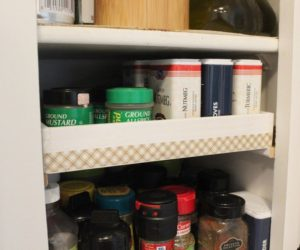 DIY Spice Shelf – A Simple Way to Expand Your Spice Shelf