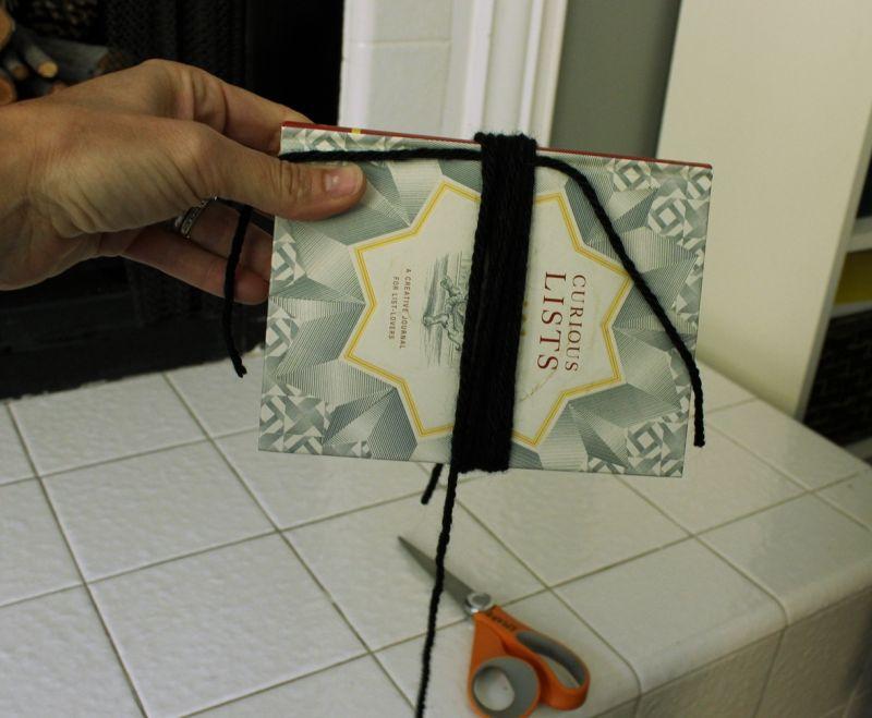 DIY Tassel Hanging - project