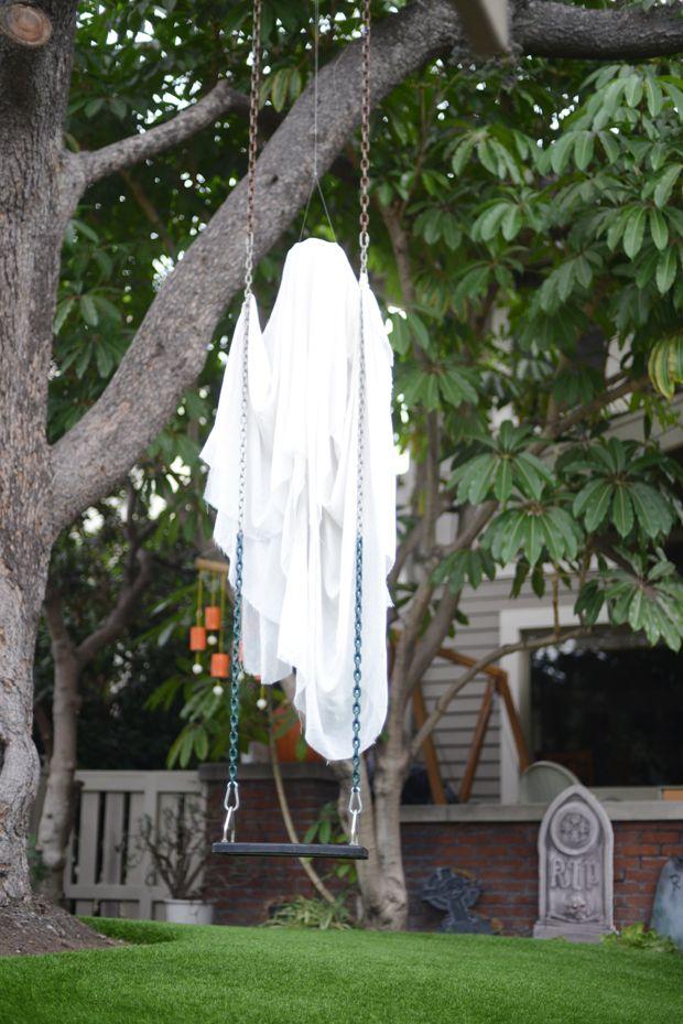 DIY swing ghost
