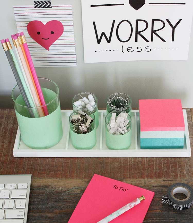 Back To School Problems: Cluttered Desks And Tidy Solutions