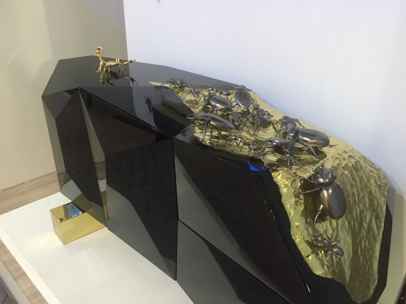 Diamond sideboard Metamorphosis