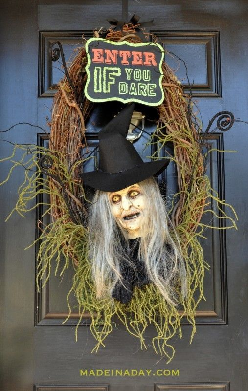 enter-if-you-dare-halloween-with-wreath