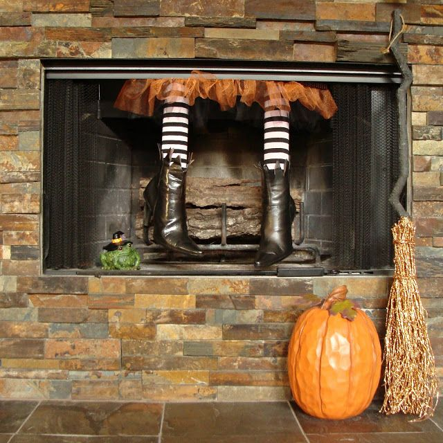 fireplace-witch-halloween