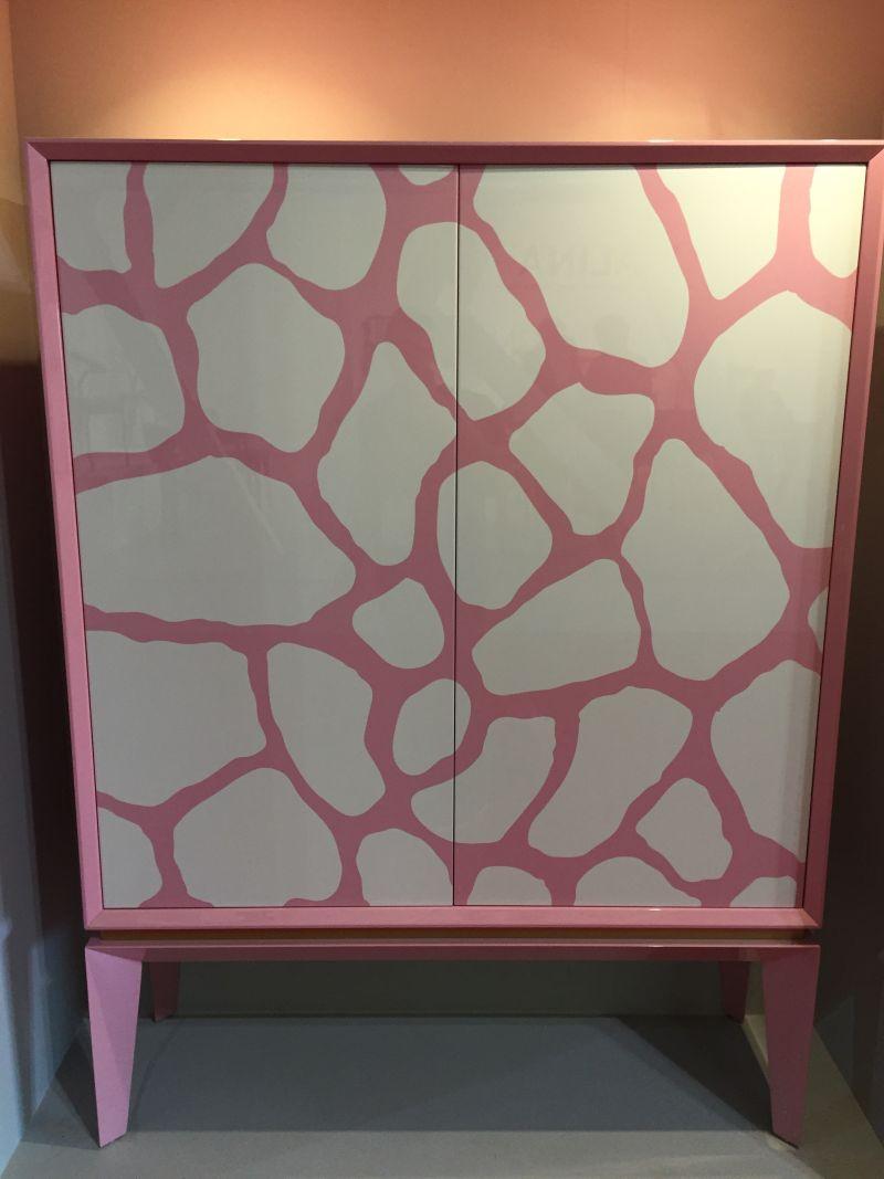 flamingo-pink-dresser