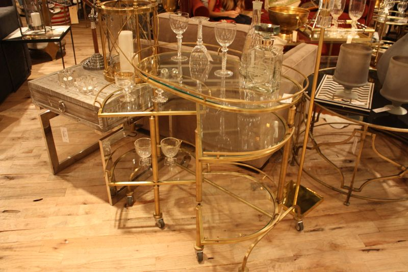 glamorous-gold-bar-cart-design